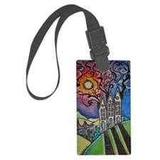 San Francisco Whimsy Luggage Tag
