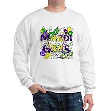 MARDI GRAS Sweater