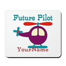 Future Pilot - Personalized Mousepad
