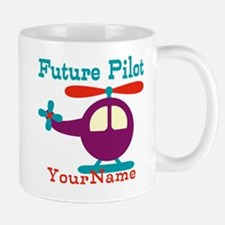 Future Pilot - Personalized Mug