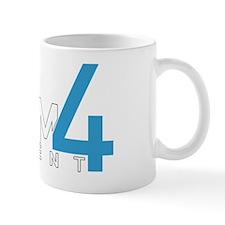 Team 4 Logo ONLY Mug
