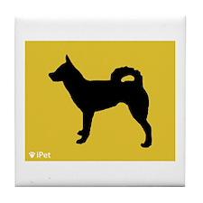 Klee Kai iPet Tile Coaster