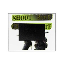 Shoot Move Communicate Picture Frame