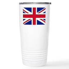 uk flag Thermos Mug