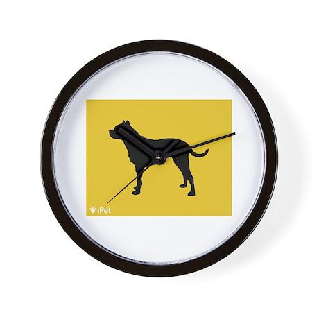 Dogo iPet Wall Clock