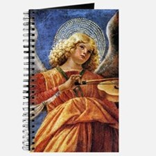 Melozzo Music Making Angel Journal
