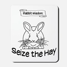 Seize the Hay Mousepad