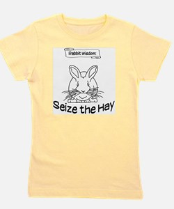Seize the Hay Girl's Tee