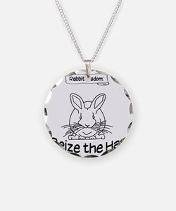 Seize the Hay Necklace