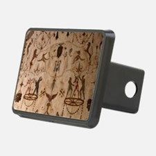 Frescoes of Assisi Hitch Cover