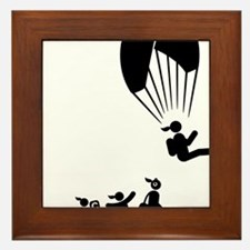 Paragliding-AAI1 Framed Tile