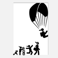 Paragliding-AAI1 Postcards (Package of 8)