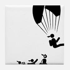 Paragliding-AAI1 Tile Coaster