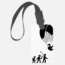 Paragliding-AAH1 Luggage Tag
