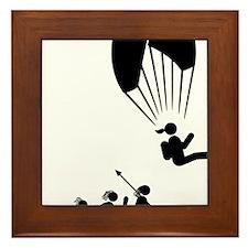 Paragliding-AAH1 Framed Tile
