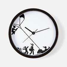 Parasailing-AAI1 Wall Clock
