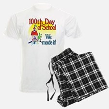 100th Day Schoolhouse Pajamas