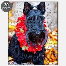 Hawaiian Scottie Dog Puzzle