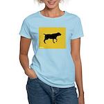 Blackmouth Cur iPet Women's Light T-Shirt
