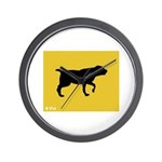 Blackmouth Cur iPet Wall Clock