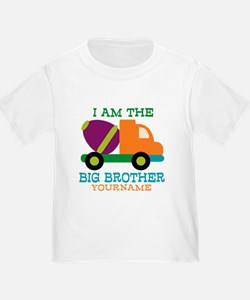 Cement Mixer Big Brother T