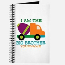 Cement Mixer Big Brother Journal