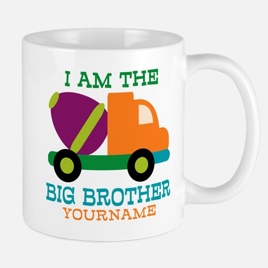 Cement Mixer Big Brother Mug