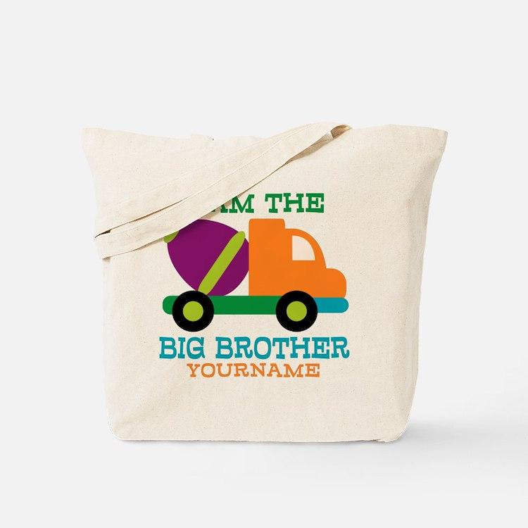 Cement Mixer Big Brother Tote Bag