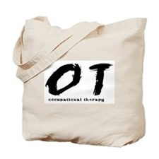 OT (distressed logo) Tote Bag