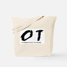 OT (distressed logo) Tote Bag