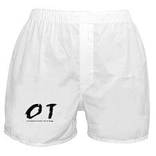 OT (distressed logo) Boxer Shorts