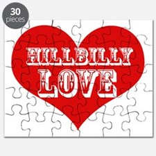 Hillbilly LOVE Puzzle