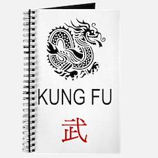 Kung Fu + Dragon Journal