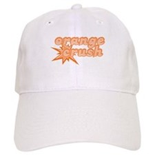 Orange Crush Baseball Cap