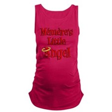 Memeres Little Angel Maternity Tank Top