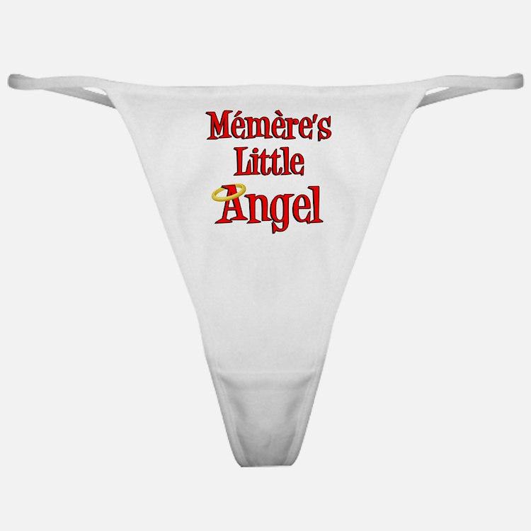 Memeres Little Angel Classic Thong