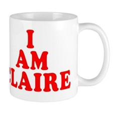 I-Am-Claire Mug