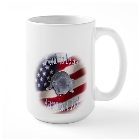 AMERICAN RAT Large Mug