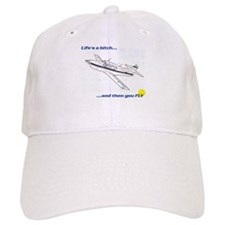 Fly! Rockwell Commander Baseball Cap