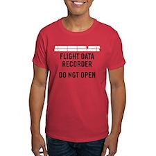 Flight Data Recorder shirt