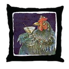 Martinis anyone? Throw Pillow