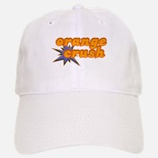 Orange Crush Baseball Baseball Cap