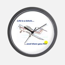 Fly! Tomahawk Wall Clock