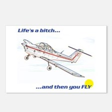 Fly! Tomahawk Postcards (Package of 8)
