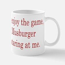 Trying to enjoy the game Mug