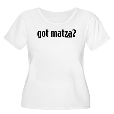 Got Matza? Pa Women's Plus Size Scoop Neck T-Shirt