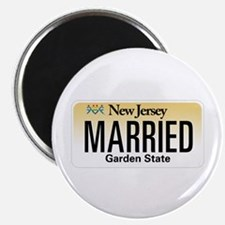 "New Jersey Marriage Equalit 2.25"" Magnet (10 pack)"