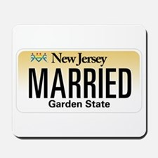New Jersey Marriage Equality Mousepad