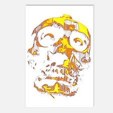 dead head Postcards (Package of 8)