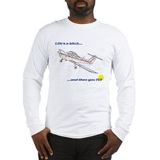 Fly! Tomahawk Long Sleeve T-Shirt
